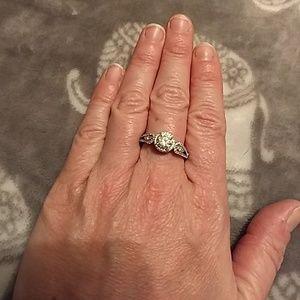 bc3f3776eb887 Jewelry | April Celebrating Ring S925 Stamped For Morgan | Poshmark
